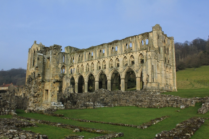 Rievaulx Abbey (29/03/2014)